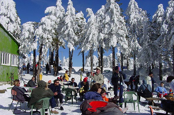 Ski Cyprus resort facilities